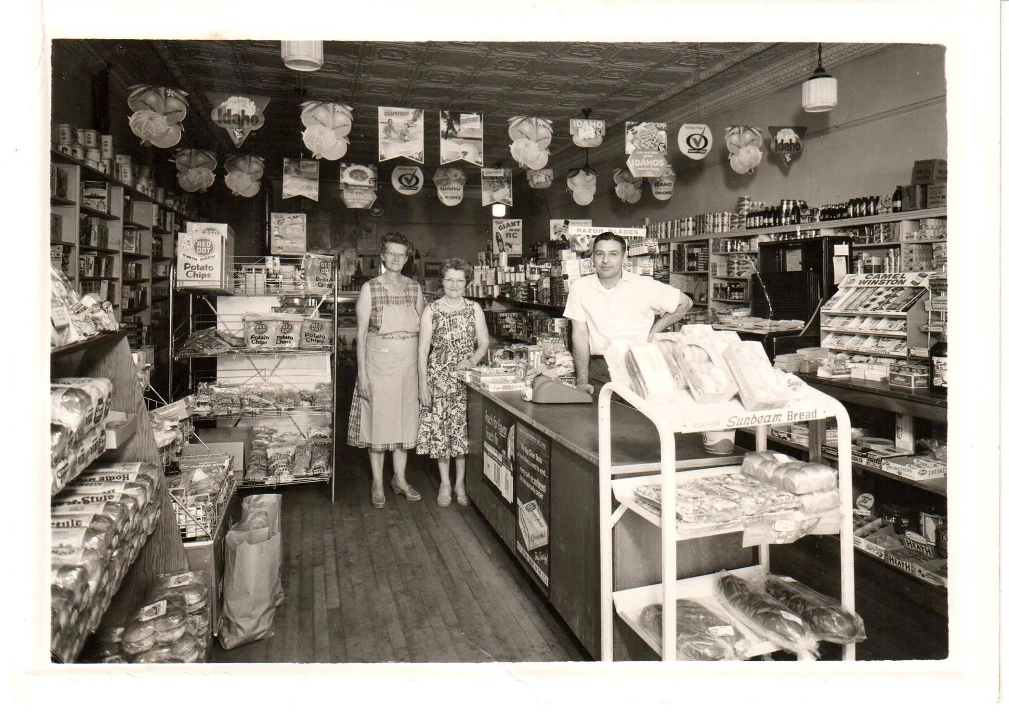 Howard Bushaw grocery